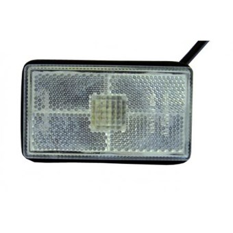 Front Marker Lamp White M122 No EL286