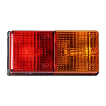 Rectangular Rear Light Standard Light No EL005