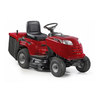 1638H Twin 98cm Lawn Tractor