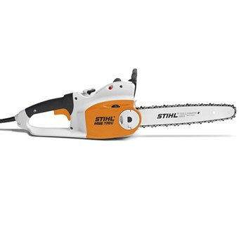 Stihl MSE 170 C-BQ Light weight 1.7kW Electric chain saw with Chain Quick Tensioning (B).