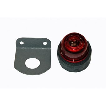 Rear Marker Rubber Light Complete with Bracket No EL568