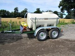 Water Bowser - Fast Tow Unit, Electric FPT250(E)