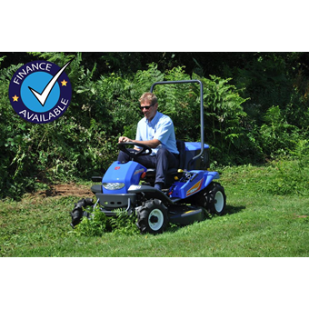 Iseki SRA950F Ride-on 4WD Brush Cutter