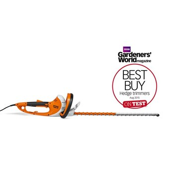 Stihl HSE 81 Professional 650W electric hedge trimmer with 70cm blade length
