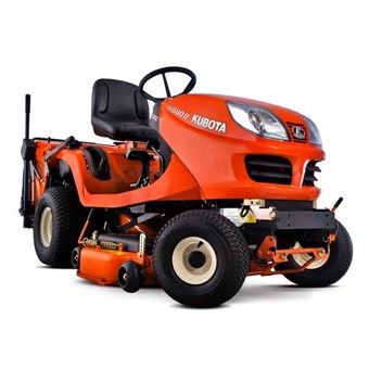 Ride On Mower >> Kubota Gr1600 11 Diesel 42 Garden Tractor Mower With Collector