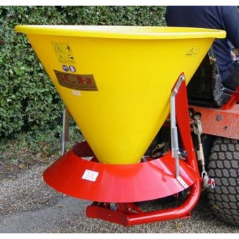 SCH Powered Fertiliser Broadcaster 250 litre PBS250