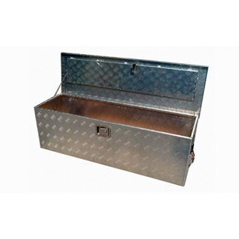 Small Aluminium Toolbox No ATB001