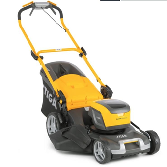 STIGA COMBI 50 SQ DAE 500 Series Battery Mower