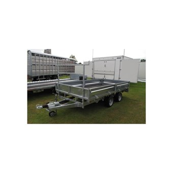 Indespension 10' x 5' Flatbed Trailer (2700kgs) FTL27105