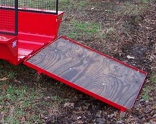 Loading Ramp for GATV Trailer GATVLR