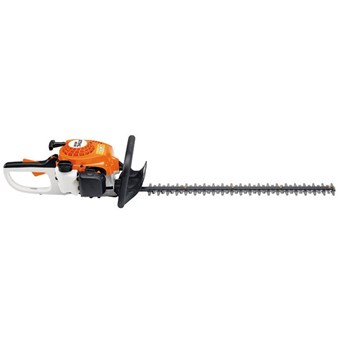 Stihl HS 46 C-E Lightweight petrol hedge trimmer with ErgoStart (E).