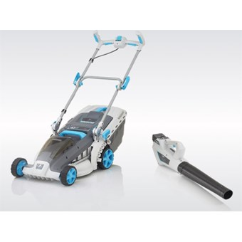 Swift 40v Wide+ Mower Plus Blower Kit STAR BUY ***** £299.99