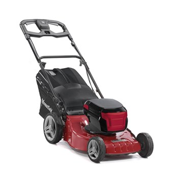 S46HP Li 46 cm 4 Wheel 1500W Battery Push Lawn Mower