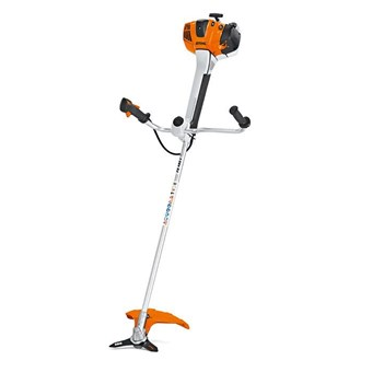 Stihl FS 490 c-EM Powerful 2-MIX clearing saw with M-Tronic (M) and ErgoStart (E)