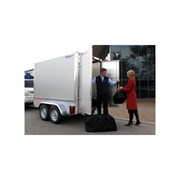 Indespension Tow a Van Trailer 8 x 4 High ( 2600kg ) TAVH4
