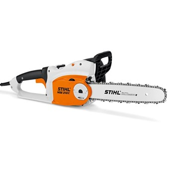 Stihl MSE 210 C-BQ Powerful 2.1kW-Electric Saw Chain Quick Tensioning (B).