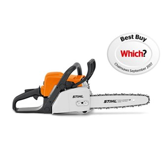 Stihl MS 180 Petrol Chainsaw 1.4 kW with 2-MIX engine technology