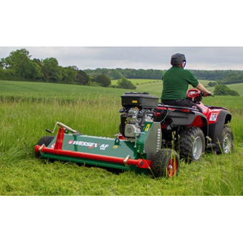 Wessex AF ATV Towed Flail Mower 1.2M