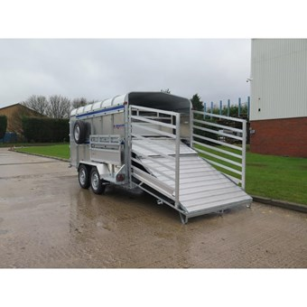 Indespension 12' x 6' Livestock Sheep Trailer (3500kgs) LV35126