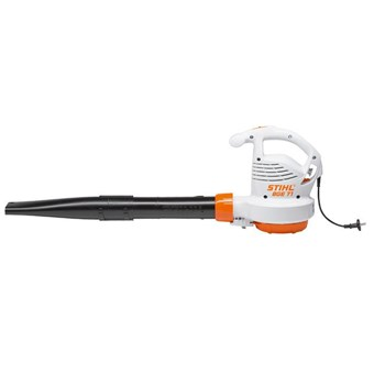 Stihl BGE 71 Comfortable, quiet operation with plenty of blowing force