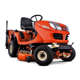 Kubota GR2120 Diesel Powered 48