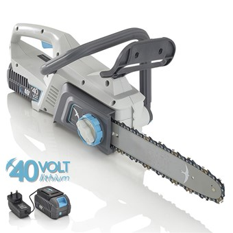 Swift 40v Battery Chainsaw with Battery and Charger
