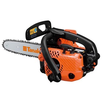 Tanaka TCS 2801SC Top Handle Carving Petrol Chainsaw 10