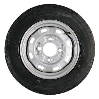Spare Wheel for Motorbike Trailer No WT114