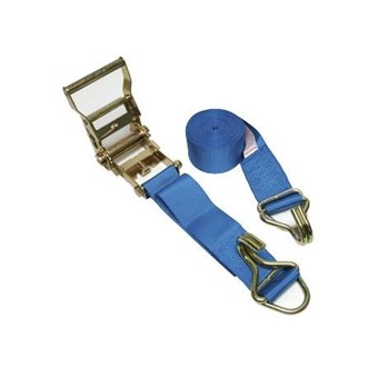 6m Strap Complete with Hooks to Hold 400kg No LR107
