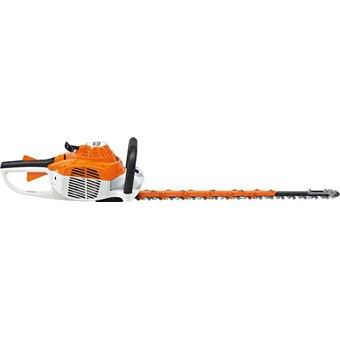 Stihl HS 56 C-E Semi-professional petrol hedge trimmer with ErgoStart.