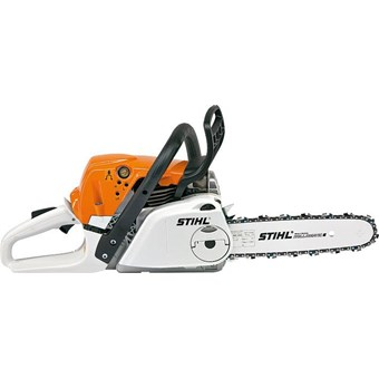 Stihl MS 231 C-BE Comfortable petrol chainsaw with Quick Chain Tensioning and ErgoStart.