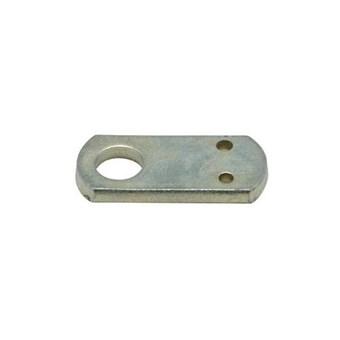 16mm Dia Hole, Straight Bar Antiluce Plate No IN006