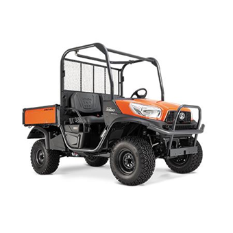 Kubota RTV-X900 Orange HDWS c/w ROPS