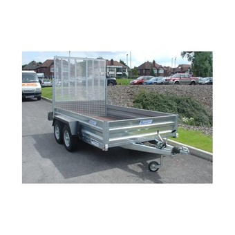 Indespension 12 x 6 Goods Trailer ( 2700kg ) GT26126