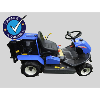 Iseki SRA800 Ride on Brush cutter