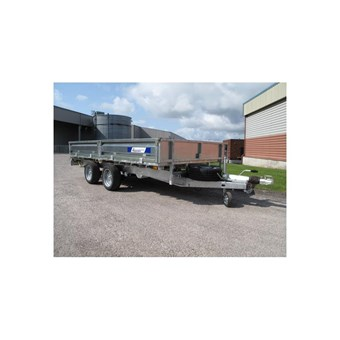 Indespension 12' x 6' Twin Axle Flatbed Trailer (3500kgs) FTL35126