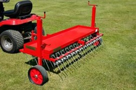 Heavy Duty Scarifying Rake SR4