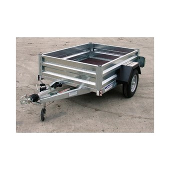Indespension GT13064 Braked Goods Trailer ( 1300kg ) 6' x 4'