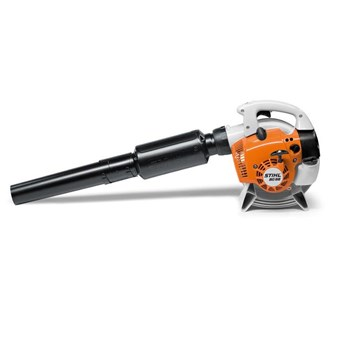 Stihl BG 66 C-E Low noise handheld blower with ErgoStart (E). Easy to start and ideal for noise sensitive areas.
