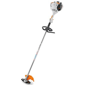 Stihl FS 56 RC-E Versatile loop handle brushcutter, ideal for working in  confined spaces  With ErgoStart (E)