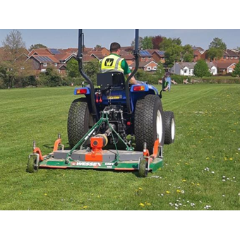 Wessex CMT Mounted Finishing Mower 1.5m