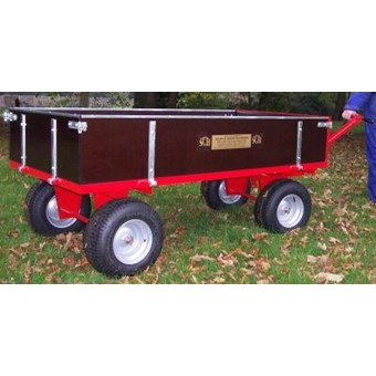 GWT415 Heavy Duty 4 Wheel Timber Trailer GWT415