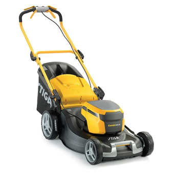 Stiga Combi 50 S AE 48cm 80 Volt Cordless Self Propelled Lawnmower
