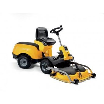 Park 420 2WD Ride on Lawnmower + 95 cm Combi Deck