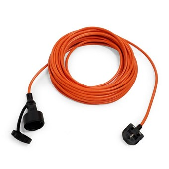 15 m POWER CABLE Fits Stiga Electric Machines 1911-9291-01