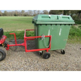 SCH Large Waste Bin Mover LWBM