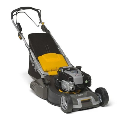 Stiga Twinclip 50 SVE-R B Self-Propelled Lawnmower with Electric Start