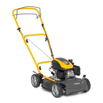 Stiga Multiclip 47 S Self Propelled Mulching Lawnmower with 123cc Petrol Engine