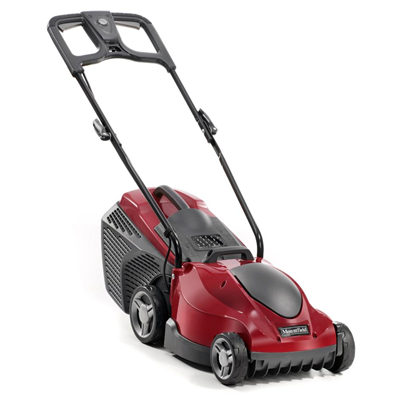 Princess 34 Electric 4 Wheel Rear Roller Lawnmower