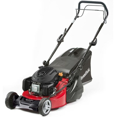 S461R PD 46cm Self-Propelled Rear Roller Lawnmower
